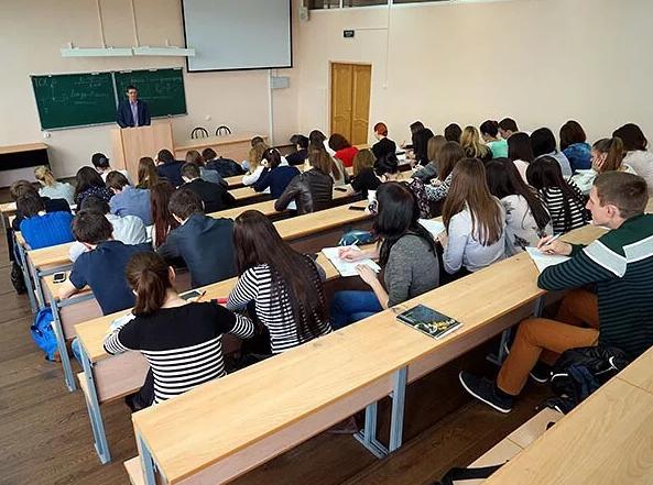 Лекция для студентов