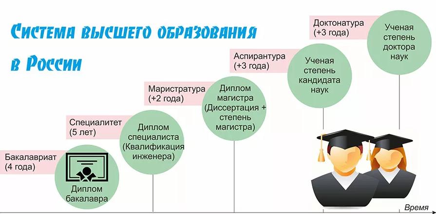 Система высшего образования