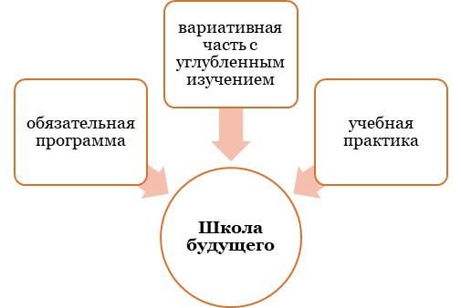 «Школа будущего», Подмосковье